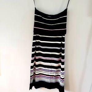 White House Black Market Skirts - WHBM Striped Skirt Size Medium